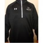 Under Armour Zippered Pullover